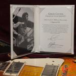Gibson Custom Shop Eric-Clapton-1960-Les-Paul-Beano-50-of-95-Tom-Murphy-Aged-3