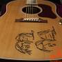 Gibson-J160-E-John-Lennon-70th-Anniversary Museum-Model-4.3