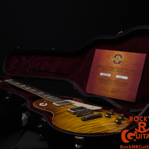 Limited-Edition-Signature-Model-Gibson-Les-Paul-Custom Authentic-Jimmy-Page-number-1-2