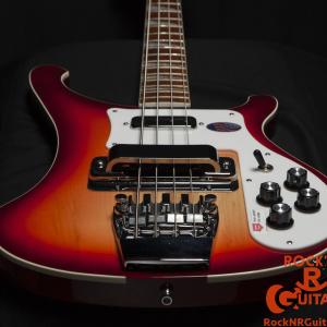 Rock'n R Guitars   Rickenbacker 4003 Fire-Glo 4 string Bass