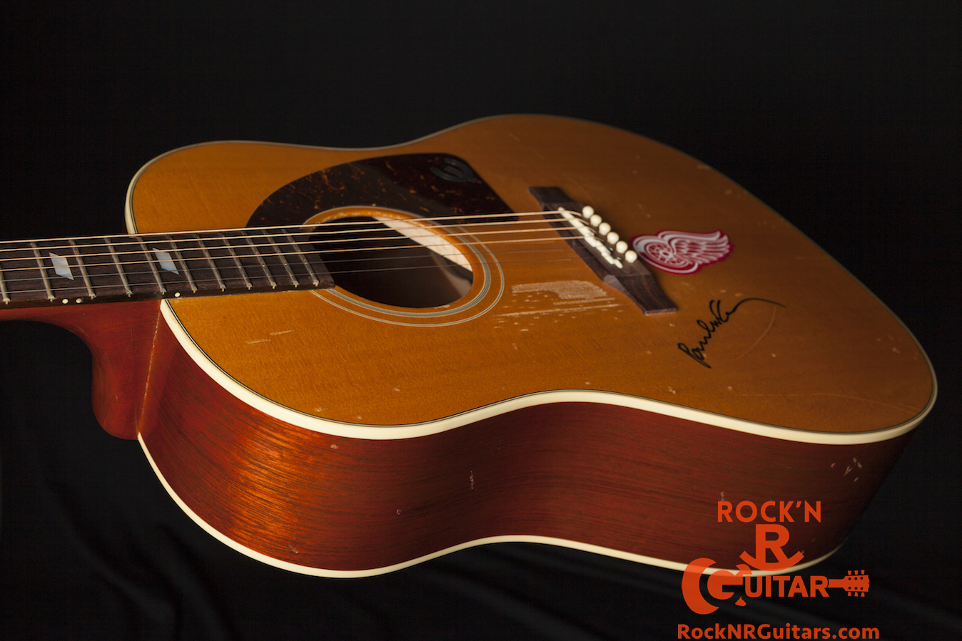 Rock 39 n r guitars limited edition 1964 paul mccartney for 67 st pauls terrace spring hill