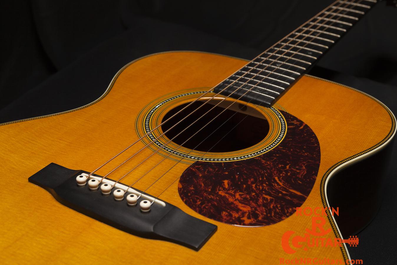 rock 39 n r guitars martin guitar limited edition model 000 28 ecb eric clapton number 366 of 500. Black Bedroom Furniture Sets. Home Design Ideas