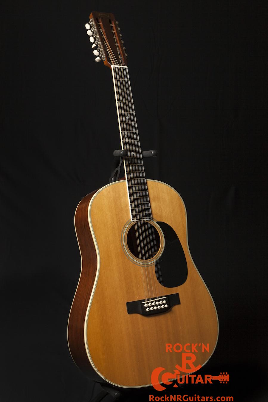rock 39 n r guitars martin 1969 d35 12 string brazillian rosewood. Black Bedroom Furniture Sets. Home Design Ideas