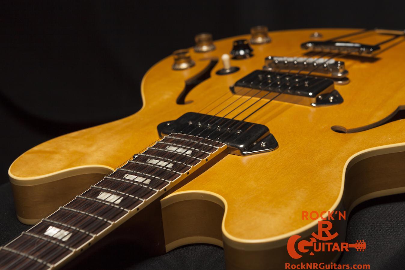 Rock N R Guitars 1965 Epiphone John Lennon Revolution Casino