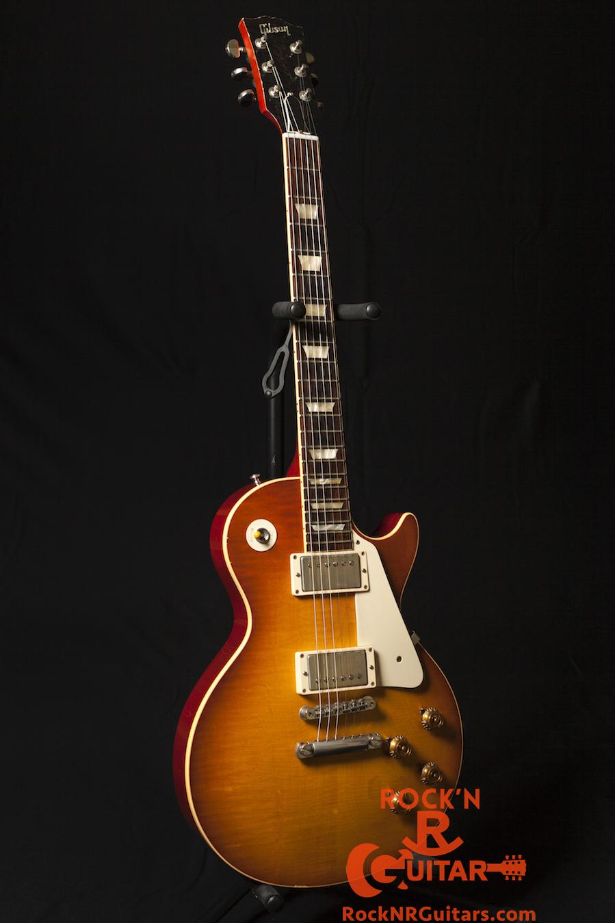 rock 39 n r guitars gibson custom shop eric clapton 1960 les paul beano 61 of 95 tom murphy aged. Black Bedroom Furniture Sets. Home Design Ideas